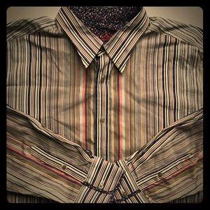 {Robert Graham} - Button Down Shirt
